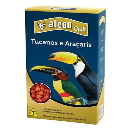 Ração Alcon Club Tucano e Araçaris 700g