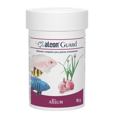 Ração Alcon Guard Allium para Peixes 10gr