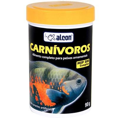 Ração Alcon para Peixes Carnívoros 90gr