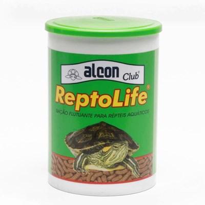 Ração Alcon Reptolife para Répteis Aquáticos 75gr