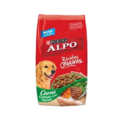 Ração Alpo para Cães Adultos Carne e Vegetais 1kg