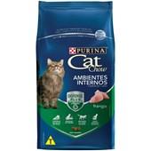 Ração Cat Chow para Gatos Adultos Ambientes Internos Aves 10,1 kg