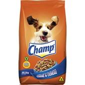Ração Champ para Cães Adultos Carne e Cereais 10 kg