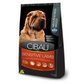 Ração Cibau Lamb para Cães Adultos Sensíveis de Raças Médias e Grandes 12kg