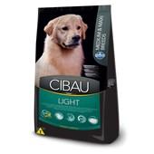 Ração Cibau Light para Cães Adultos de Raças Médias e Grandes 12kg