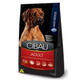 Ração Cibau para Cães Adultos de Raças Grandes e Gigantes 25kg