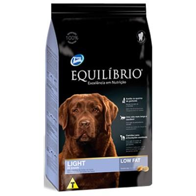 Ração Equilíbrio Light para Cães Adultos 15kg