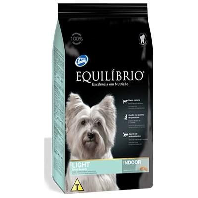 Ração Equilíbrio Light para Cães Adultos de Raças Pequenas 2kg