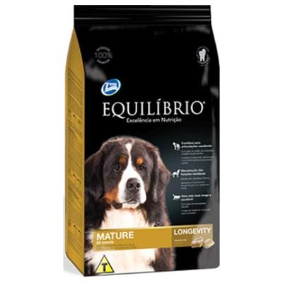 Ração Equilíbrio Mature Active para Cães Sênior 15kg