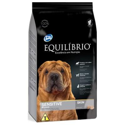 Ração Equilíbrio Sensitive para Cães Adultos 2kg
