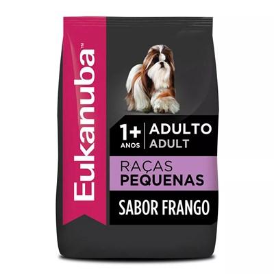 Ração Eukanuba para Cães Adultos de Raças Pequenas 1kg