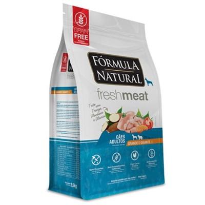 Ração Formula Natural Fresh Meat Cães Adultos Raças Grandes e Gigantes 12kg