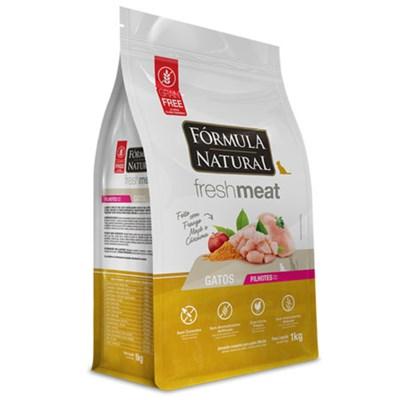 Ração Formula Natural Fresh Meat Gatos Filhotes 1kg