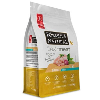 Ração Formula Natural Fresh Meat Gatos Light