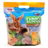 Ração Funny Bunny Delícias da Horta para Roedores 1,8 kg