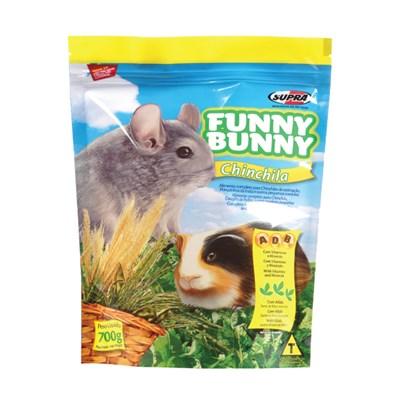 Ração Funny Bunny para Roedores Chinchila 700gr