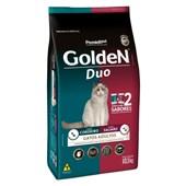 Ração Golden Duo para Gatos Adultos Salmão Cordeiro 10,1 kg