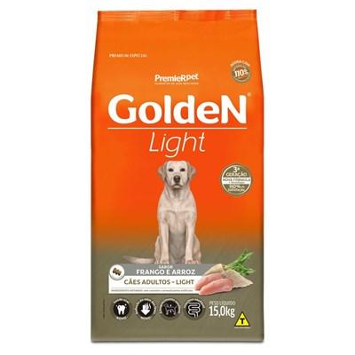 Ração Golden Light para Cães Adultos 15kg