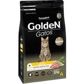 Ração Golden para Gatos Adultos Frango 3kg