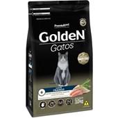 Ração Golden para Gatos Sênior Castrados 3kg