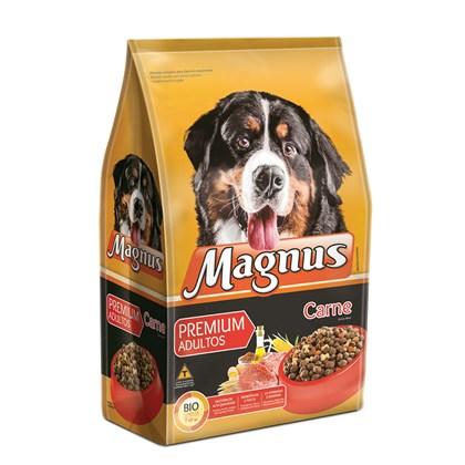 Ração Magnus para Cães Adultos Carne 15kg