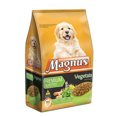 Ração Magnus para Cães Filhotes Vegetais 1kg