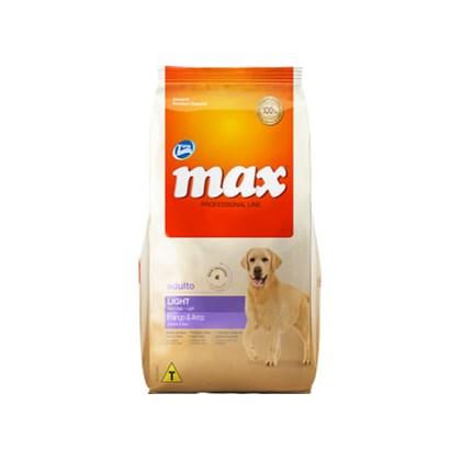 Ração Max Prof Line Light para Cães Adultos Frango Arroz 2kg