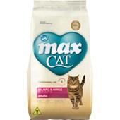 Ração Max Prof Line para Gatos Adultos Salmão Arroz 3kg