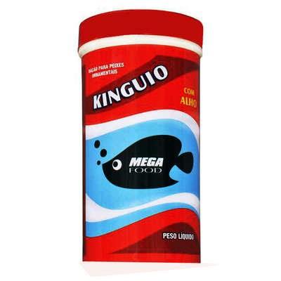 Ração Mega Food para Peixes Kinguios e Carpas 60GR