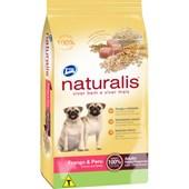 Ração Naturalis para Cães Adultos de Raças Pequenas Frango e Peru 2kg