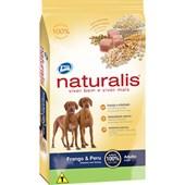 Ração Naturalis para Cães Adultos Frango Peru 15kg