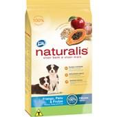 Ração Naturalis para Cães Filhotes Frango e Peru 15kg