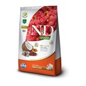 Ração ND Quinoa para Cães Adultos Skin Peixe 10,1 kg