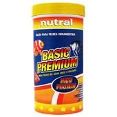Ração Nutral Basic Premium para Peixes 40gr