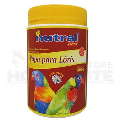 Ração Nutral Bird Papa de Loris 500g