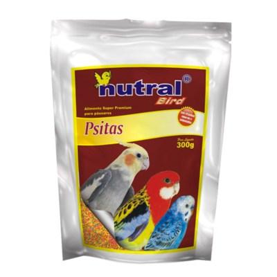 Ração Nutral Bird para Pássaros Psitacídeos 300g