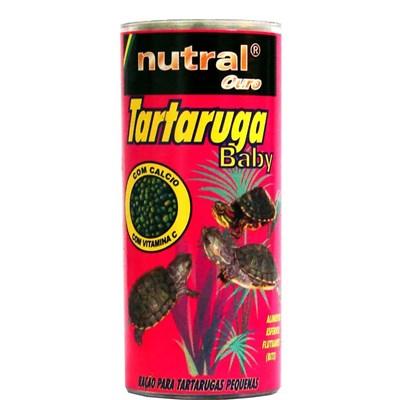 Ração Nutral Ouro para Tartarugas Filhotes 10g