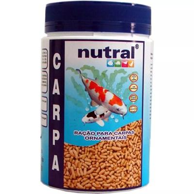 Ração Nutral para Peixes Carpas 180gr