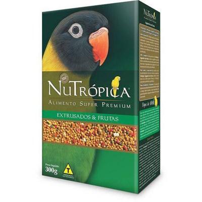 Ração Nutrópica com frutas para Agapornis 300gr