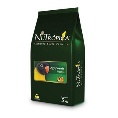 Ração Nutrópica com frutas para Agapornis 5kg