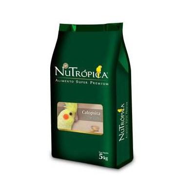 Ração Nutrópica Natural para Calopsitas 5kg