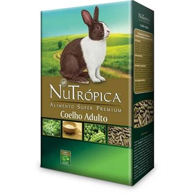 Ração Nutrópica Natural para Coelho Adulto 1,5 kg