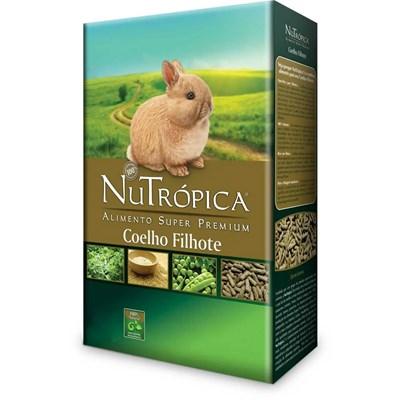 Ração Nutrópica Natural para Coelho Filhote 1,5 kg
