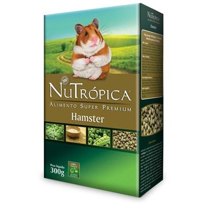 Ração Nutrópica Natural para Hamster 300gr