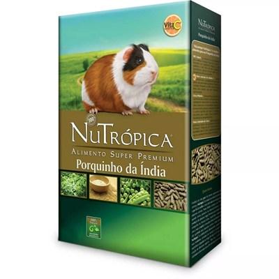 Ração Nutrópica Natural para Porquinho da Índia 500gr