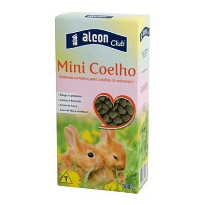 Ração para Mini Coelho 500gr