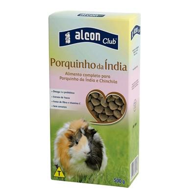 Ração para Porquinho da Índia 500gr