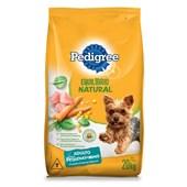 Ração Pedigree Equilíbrio Natural para Cães Adultos de Raças Pequenas 20kg