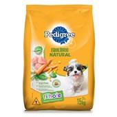 Ração Pedigree Equilíbrio Natural para Cães Filhotes Carne 15kg