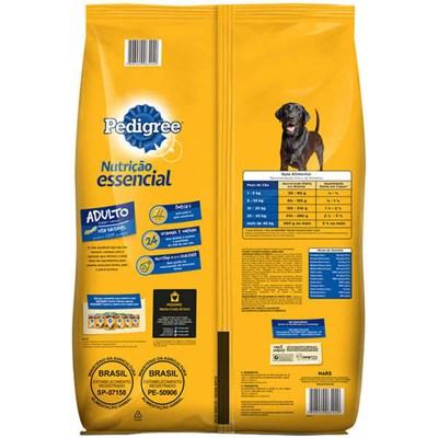 Ração Pedigree Nutrição Essencial para cachorros adultos carne 15,0kg